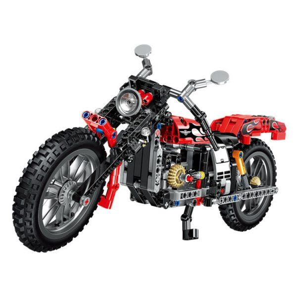 ZHEGAO QL0412 Harley Moto 0