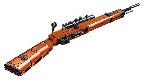 ZHEGAO QL0452 Kar98k Mauser Rifle 0