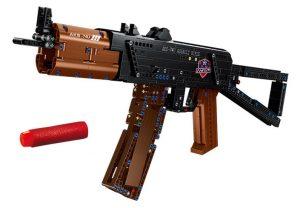 ZHEGAO QL0451 AKS-74U Assault Rifle 0