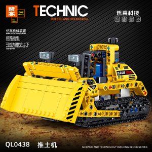 ZHEGAO QL0438 bulldozer 0