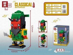 ZHEGAO QL2313 The Romance of the Three Kingdoms: Guan Yu 0
