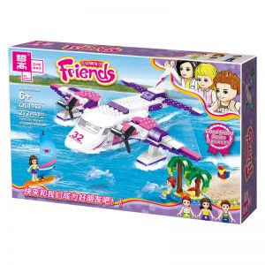 ZHEGAO QL1132 Good friend: Leila's luxury seaplane 0
