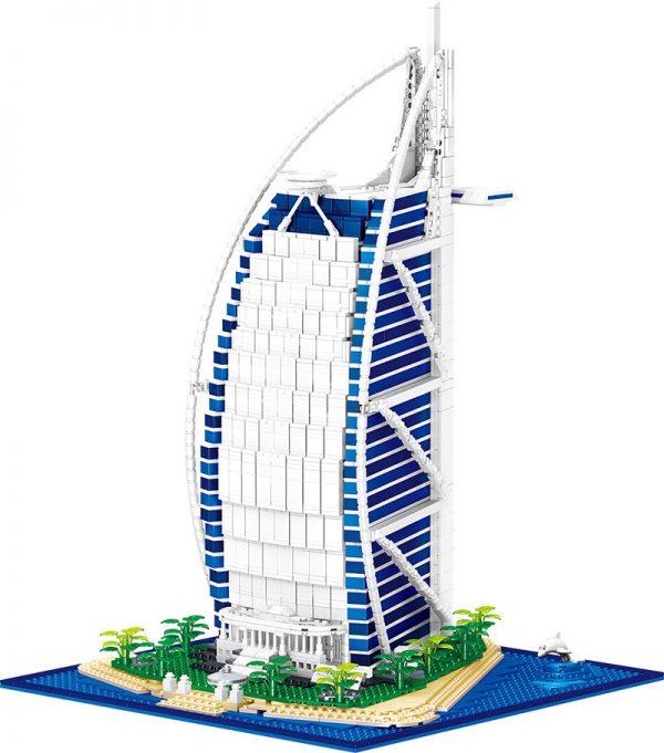 ZHEGAO QL0963 Arab Tower Hotel Dubai, United Arab Emirates 0