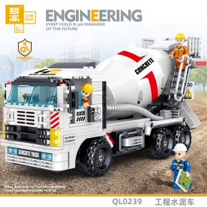 ZHEGAO QL0239 Engineering cement truck 0