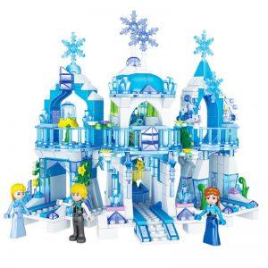 ZHEGAO QL2217 Iceland's Odd Edge: The Kingdom of Ice and Snow 0