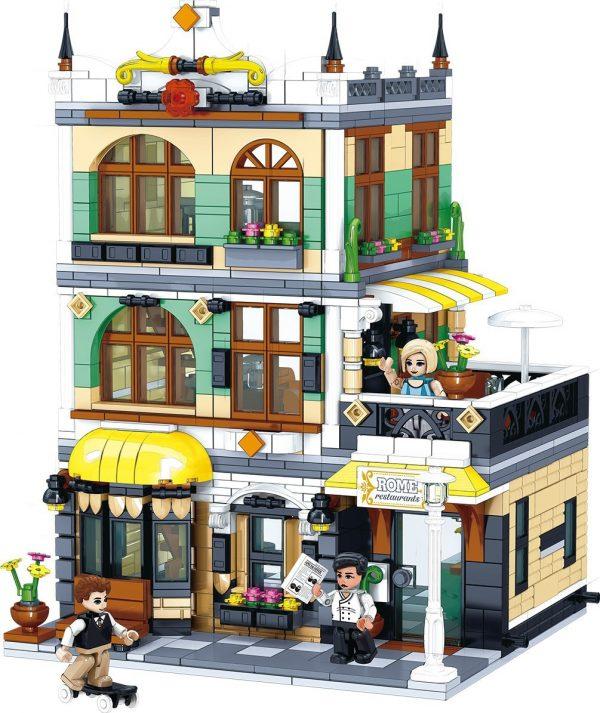 ZHEGAO QL0936 Street View: Roman Restaurant 0