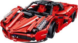 ZHEGAO QL0417 Ferrari Ferrari 1:10 0