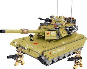 ZHEGAO QL0130 China 96A Main Battle Tank 0