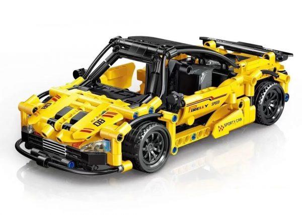 ZHEGAO QL0473 McLaren back to the car 0